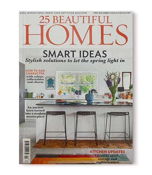 25 Beautiful Homes, UK / April 2020