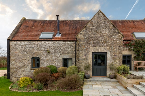 The Barn Conversion in Somerset
